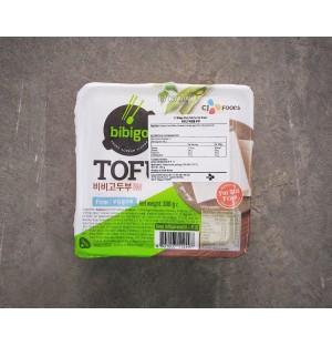 Bibigo Firm Tofu 300G (for Stir Fries or Frying)