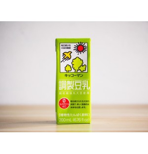 Kikkoman Soy Milk - Original 200ML