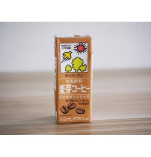 Kikkoman Soy Milk - Malt Coffee 200ML
