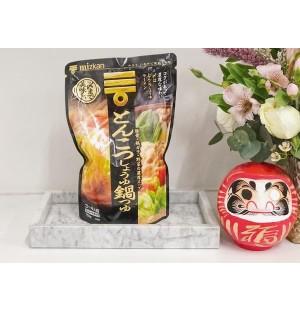 Mizkan Tonkotsu Shoyu Nabe Soup Base / Pork Bone Rich Shoyu Soup Base