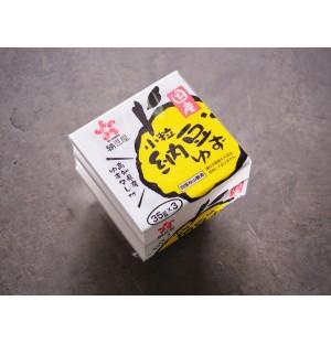 Nattoya Yuzu Natto (3PC) / 柚子納豆