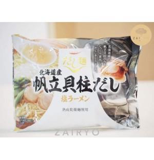 Dashimen Hotate Shio Ramen (Scallop Dashi Instant Noodles)