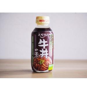 Ebara Gyudon Sauce 牛丼のたれ