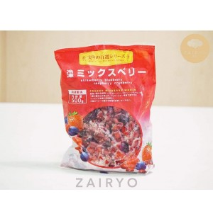 Frozen Whole Mixed Berries / 冷凍ミックスベリー