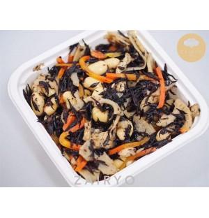 Hijiki Nimono (Ready-to-eat Hijiki Salad) / ひじき煮物