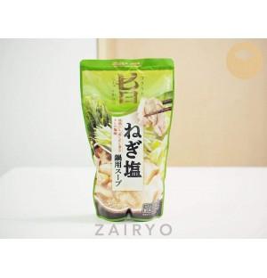 Moranbon Negi Shio Soup Base / ねぎ塩鍋スープ