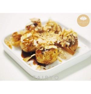 Takoyaki / たこ焼き