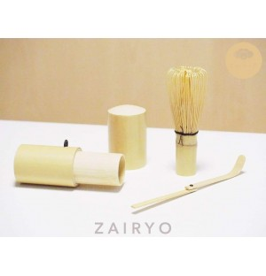 Matcha Tea Whisk Set / 抹茶道具セート