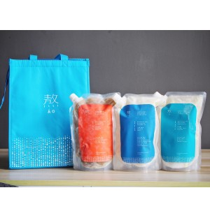 Áo Broth Taster Value Pack (FREE Ao Broth Premium Cooler Bag)