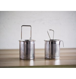 Steamboat Strainer Basket with Hooks (2 Types!)