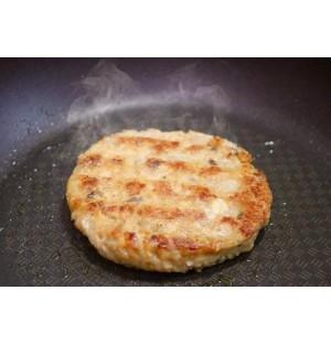 NEXT Burger Patty 4PC (Plant-based Burger Patty)